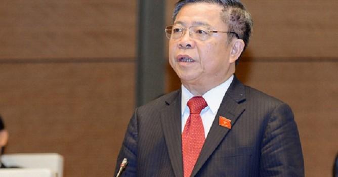 """Ông Võ Kim Cự: """"Tôi không né tránh báo chí vụ Formosa, mà rất muốn gặp"""""""