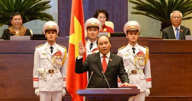 Hôm nay Quốc hội bỏ phiếu kín bầu Thủ tướng