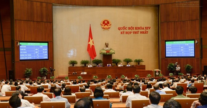 Quốc hội không có chuyên đề giám sát về Formosa