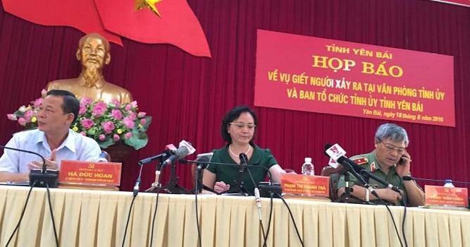 Vì sao Đỗ Cường Minh bắn chết Bí thư, Chủ tịch Hội đồng Nhân dân Yên Bái?