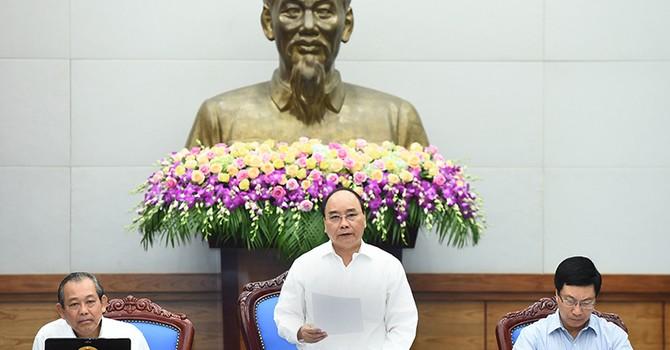 Thủ tướng: Nhiều người dân nói chúng ta sử dụng tài sản công còn lãng phí