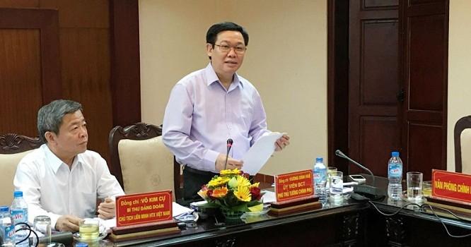 Ông Võ Kim Cự: Có 18 tỉnh không giao cho ai quản lý kinh tế hợp tác