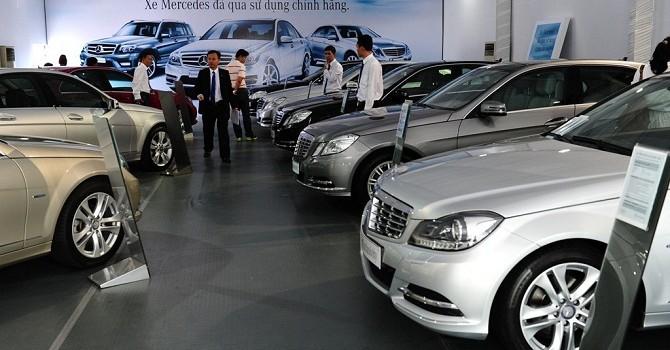 Ô tô cũ nhập khẩu sẽ chịu mức thuế mới như thế nào?
