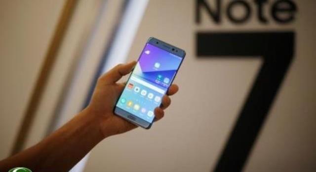 Hàng không Việt Nam cấm để Samsung Galaxy Note 7 trong hành lý ký gửi