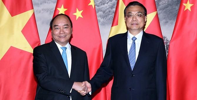 Thủ tướng mời Chủ tịch Trung Quốc Tập Cận Bình thăm chính thức Việt Nam