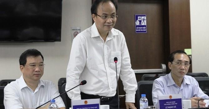 """Ông Lê Mạnh Hà: """"Tiếng kêu"""" với ngành điện đã ít đi rất nhiều"""