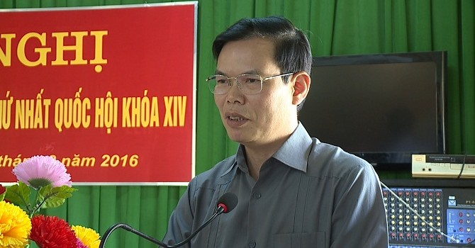 """Bí thư Hà Giang: """"Tôi thấy không vui khi người thân được bầu làm lãnh đạo"""""""