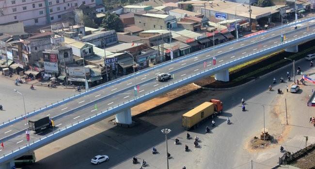 3.160 tỷ đồng làm đường trên cao giảm tắc nghẽn cho Tân Sơn Nhất