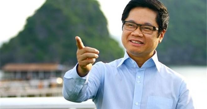 Chủ tịch VCCI: Hãy làm doanh nhân, đừng trở thành trọc phú