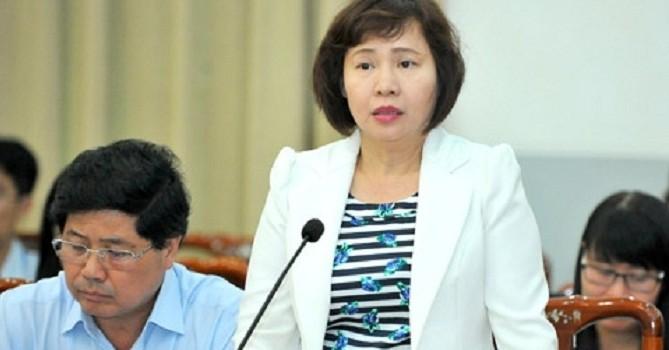 Kỷ luật Thứ trưởng Bộ Công thương vì  vụ Trịnh Xuân Thanh