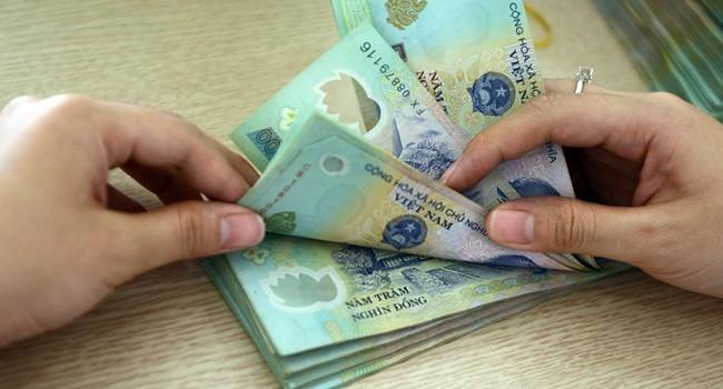 Tiền ở đâu tăng lương từ năm 2017?
