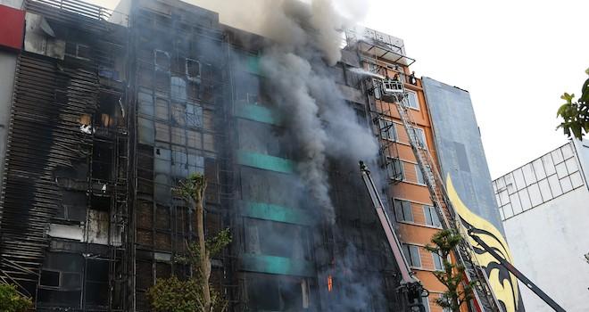 Chính phủ yêu cầu tổng rà soát phòng cháy chữa cháy với các vũ trường, karaoke