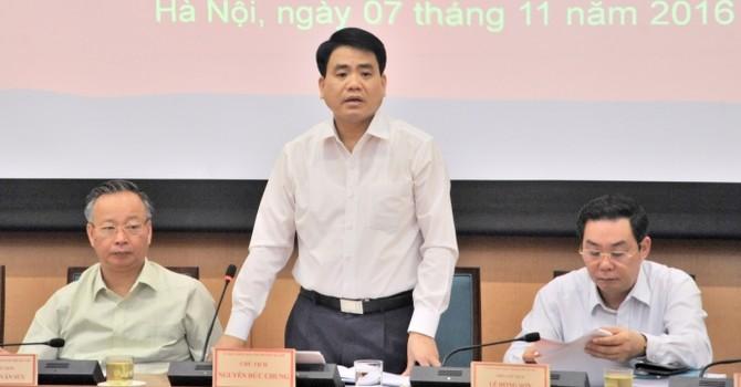 Chủ tịch Hà Nội: Cân nhắc tạm dừng hoạt động karaoke đến hết 2016 để rà soát