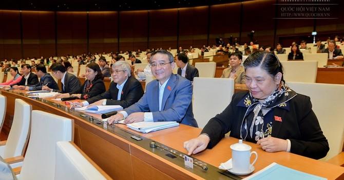Thủ tướng và 4 Bộ trưởng lần đầu tiên đăng đàn trả lời chất vấn