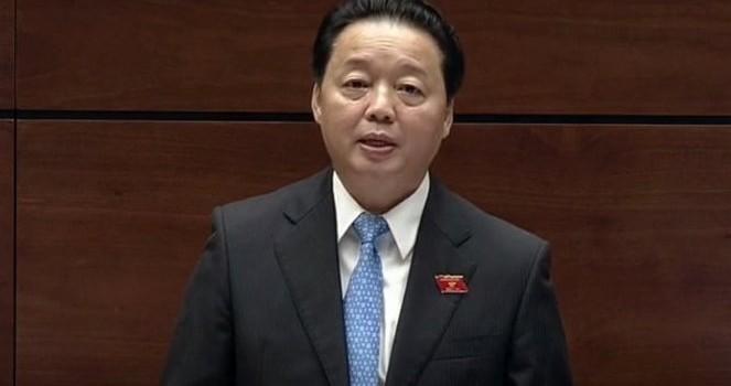 """Bộ trưởng Trần Hồng Hà: """"Biển miền Trung đã an toàn"""""""