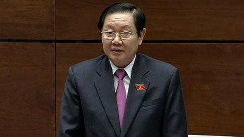 """Đại biểu tiếp tục """"truy"""" trách nhiệm Bộ trưởng vụ Trịnh Xuân Thanh"""