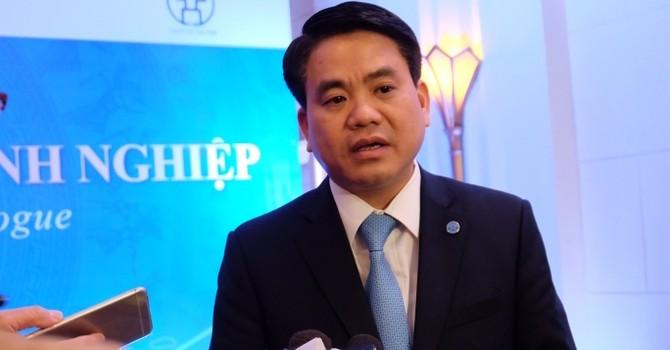 """Chủ tịch Hà Nội: """"Hàng ngày doanh nghiệp nhắn tin, gọi điện tôi đều trả lời"""""""