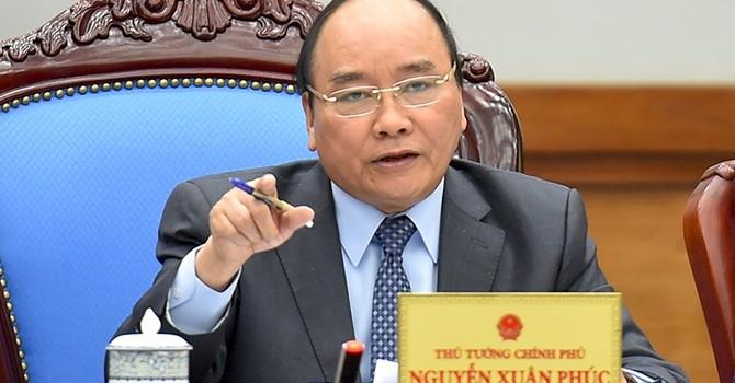 Thủ tướng yêu cầu lãnh đạo các tỉnh không về Hà Nội chúc Tết