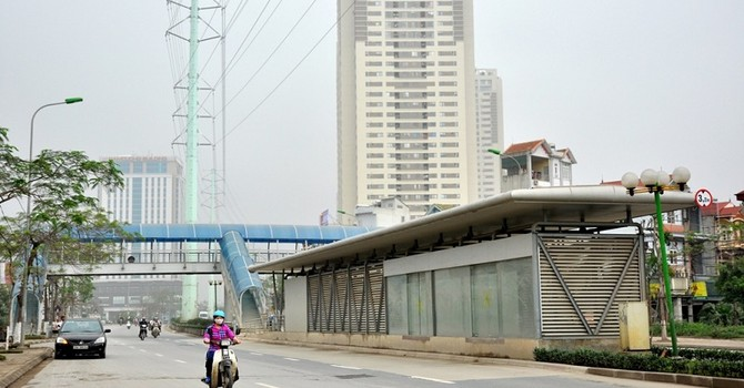 Hà Nội sắp có thêm 7 tuyến buýt nhanh