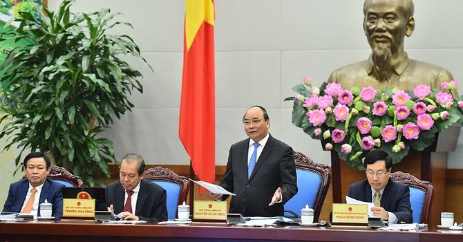 Thủ tướng: Bảo đảm ổn định giá trị đồng tiền Việt Nam
