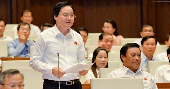 Bộ trưởng Giáo dục: Kiên quyết loại những giáo viên không đạt yêu cầu