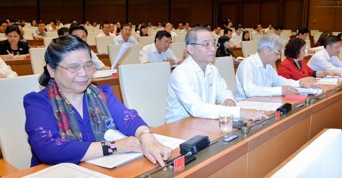 Quốc hội lùi biểu quyết thông qua Luật Quy hoạch