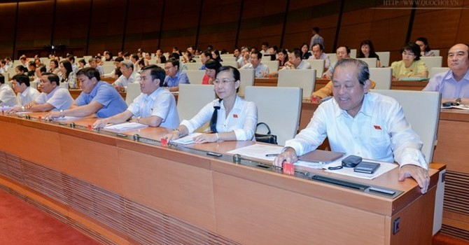 Quốc hội chính thức thông qua Luật Du lịch sửa đổi