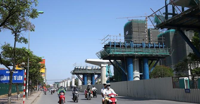 Hà Nội chưa vay được vốn từ ADB làm đường sắt đô thị số 3