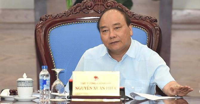 Thủ tướng Nguyễn Xuân Phúc: Nếu chưa có lửa trong lòng thì hãy nhóm lên