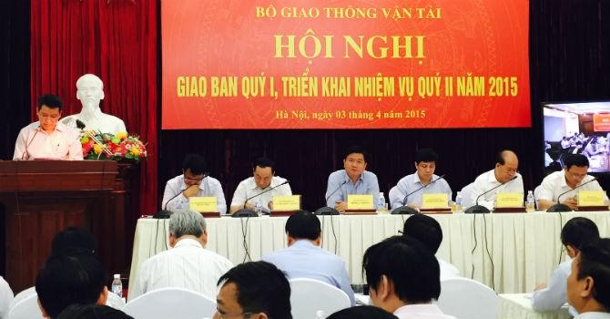 Bộ trưởng Thăng đã báo cáo Bộ Chính trị về dự án sân bay Long Thành