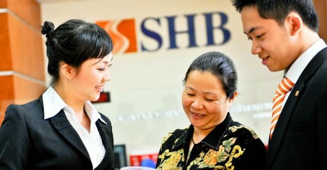 Quý I/2015, SHB tăng trưởng tín dụng 7,6%