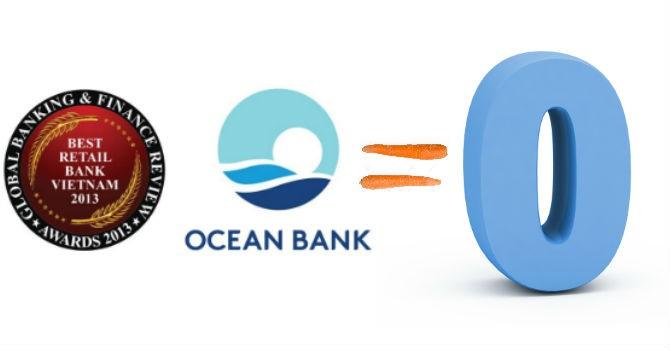 ĐHĐCĐ OceanBank: Ngân hàng Nhà nước mua lại với giá 0 đồng