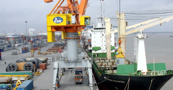 Vinalines không cần nắm tỷ lệ chi phối các cảng biển