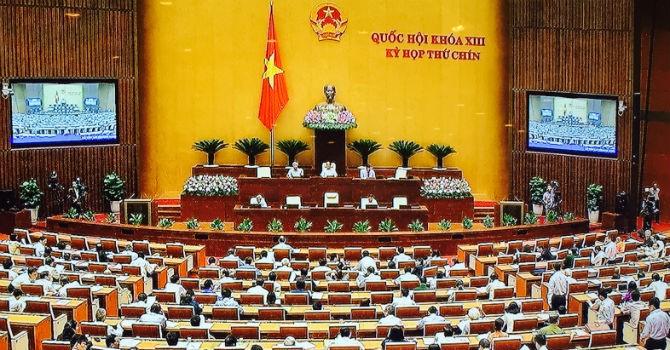 Năm sau Quốc hội sẽ họp 3 kỳ