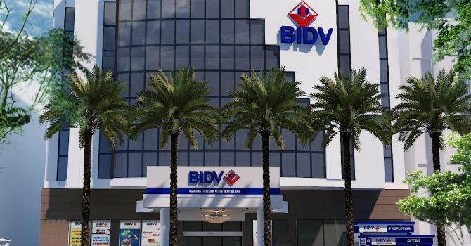BIDV: Lợi nhuận 6 tháng đạt 3.016 tỷ, tăng trưởng tín dụng 9,1%