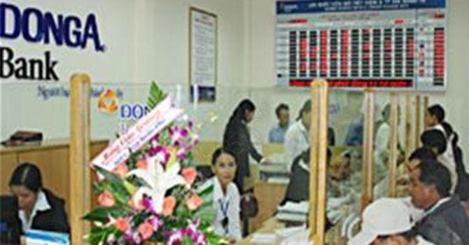 Kiểm soát đặc biệt để cơ cấu lại toàn diện DongABank