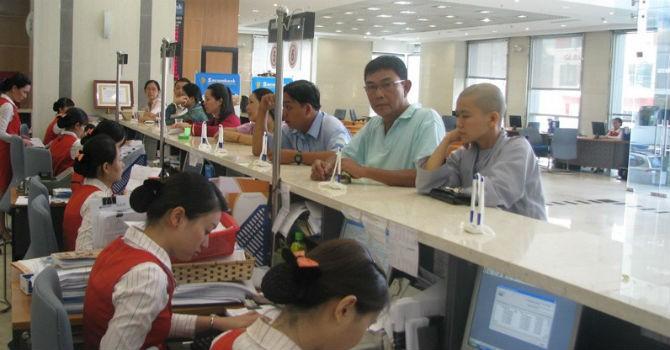Sacombank: 6 tháng lãi 1,525 tỷ đồng, tăng trưởng tín dụng đạt 9,91%