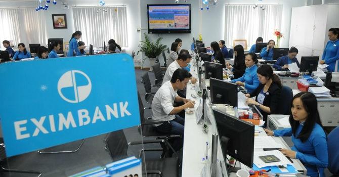 Eximbank: 6 tháng tăng trưởng tín dụng âm 4,2%