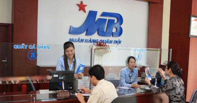 MB: 6 tháng lợi nhuận đạt 1.828 tỷ đồng, nợ xấu xuống 2,04%