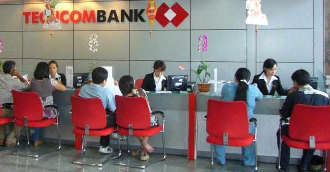 Techcombank: 6 tháng lãi hơn 1.000 tỷ nhờ lãi hoạt động cho vay