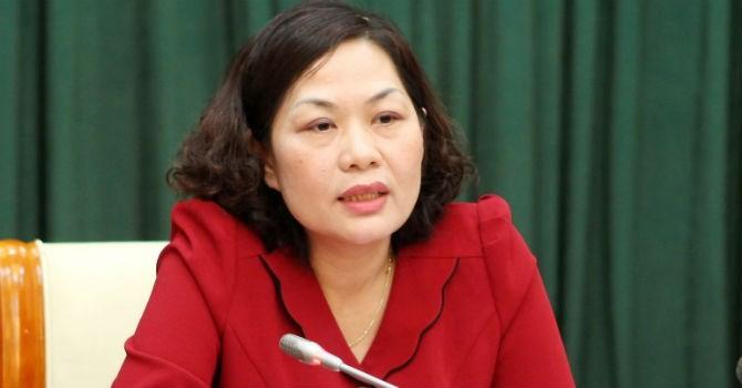 """Phó thống đốc Nguyễn Thị Hồng """"tiết lộ"""" lý do điều chỉnh lãi suất USD"""