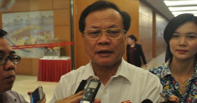 Ông Phạm Quang Nghị nói về quy hoạch nhân sự của Hà Nội