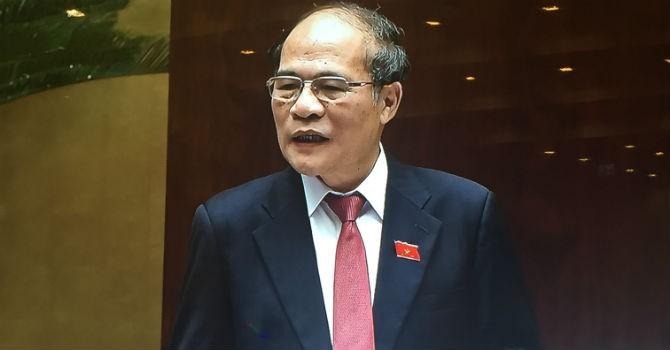 Chủ tịch Quốc hội báo cáo chương trình làm việc của ông Tập Cận Bình tại Quốc hội