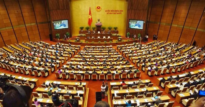 Quốc hội sẽ giám sát việc xử lý ngân hàng yếu kém, mua 0 đồng