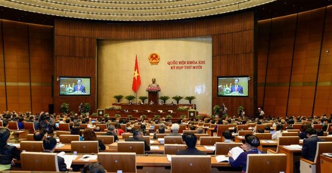 Quốc hội quyết định cho phát hành 3 tỷ USD trái phiếu, thực hiện khoán xe công