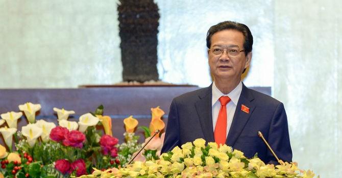 """Thủ tướng: """"Kiên quyết đấu tranh bảo vệ độc lập chủ quyền lãnh thổ"""""""