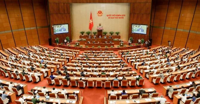 Phiên chất vấn kết thúc sớm, Quốc hội nghỉ trước 1 tiếng