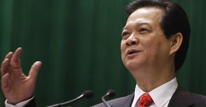 Thủ tướng Nguyễn Tấn Dũng: Khoảng cách giữa Việt Nam và các nước trong khu vực là khá lớn