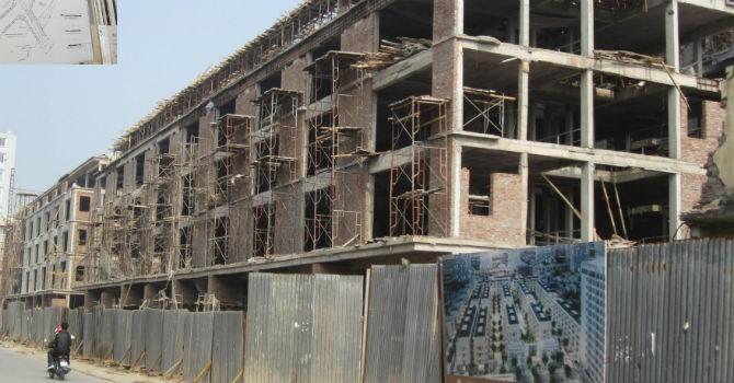 """Hai dự án Diamond Blue, Pandpora """"khuấy động"""" diện mạo phố Triều Khúc"""