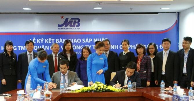 MB được cấp phép thành lập công ty tài chính tiêu dùng với vốn điều lệ 500 tỷ đồng